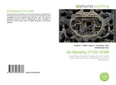 Bookcover of Jin Dynasty (1115–1234)