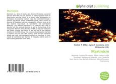 Bookcover of Martinism
