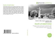 Buchcover von Death of Adolf Hitler