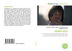 Bookcover of AMBER Alert