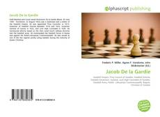 Buchcover von Jacob De la Gardie