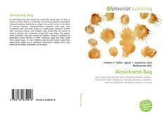 Bookcover of Airsickness Bag