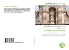 Bookcover of Esoteric Christianity