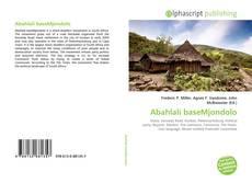 Bookcover of Abahlali baseMjondolo