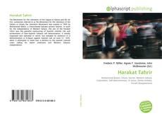 Buchcover von Harakat Tahrir