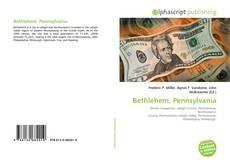 Capa do livro de Bethlehem, Pennsylvania