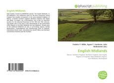Buchcover von English Midlands