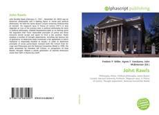 John Rawls kitap kapağı