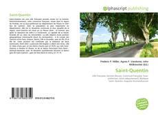 Buchcover von Saint-Quentin