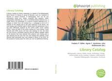 Couverture de Library Catalog