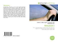Portada del libro de Mitsubishi i