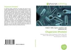Bookcover of Chaperone (Protein)
