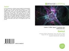 Bookcover of Gamut