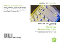 Bookcover of Middle East Broadcasting Center