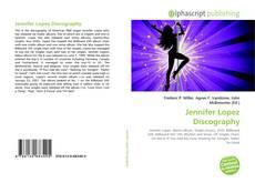 Borítókép a  Jennifer Lopez Discography - hoz