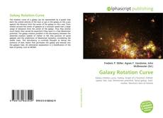 Обложка Galaxy Rotation Curve