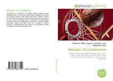 Capa do livro de Atlantic 10 Conference