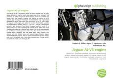 Обложка Jaguar AJ-V8 engine