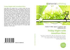 Portada del libro de Friday Night with Jonathan Ross