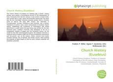 Bookcover of Church History (Eusebius)