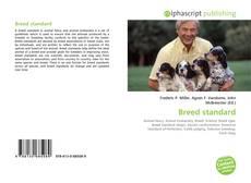 Portada del libro de Breed standard