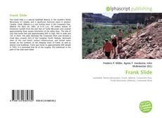 Borítókép a  Frank Slide - hoz