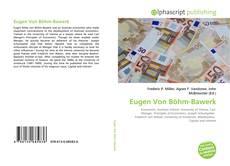 Capa do livro de Eugen Von Böhm-Bawerk