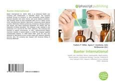 Couverture de Baxter International