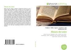 Bookcover of Moses de León