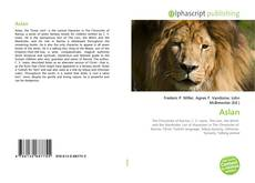 Bookcover of Aslan