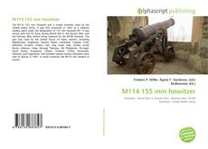 Bookcover of M114 155 mm howitzer