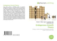 Buchcover von Endogenous Growth Theory