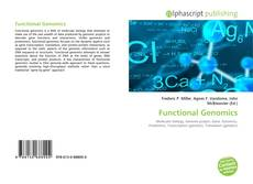 Bookcover of Functional Genomics
