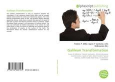 Galilean Transformation的封面