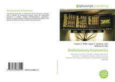 Copertina di Evolutionary Economics