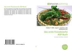 Buchcover von das erste französische ASP Buch