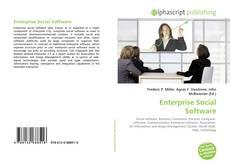 Copertina di Enterprise Social Software