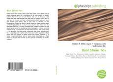 Portada del libro de Baal Shem Tov