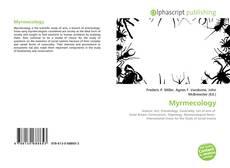 Borítókép a  Myrmecology - hoz