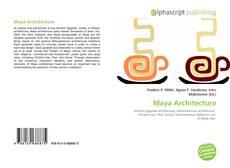 Couverture de Maya Architecture