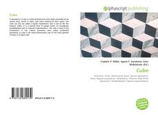 Buchcover von Cube