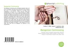 Bookcover of Bangorian Controversy