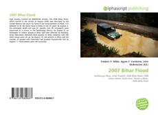 Borítókép a  2007 Bihar Flood - hoz