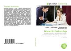 Couverture de Domestic Partnership