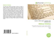 Bookcover of Biblical Hittites