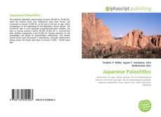 Couverture de Japanese Paleolithic