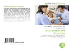 Bookcover of Intact Dilation and Extraction