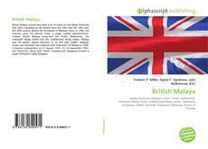 Capa do livro de British Malaya