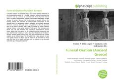 Bookcover of Funeral Oration (Ancient Greece)