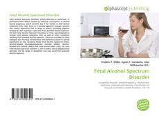 Fetal Alcohol Spectrum Disorder kitap kapağı